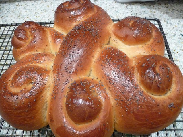 Challah From a Blessing of Bread