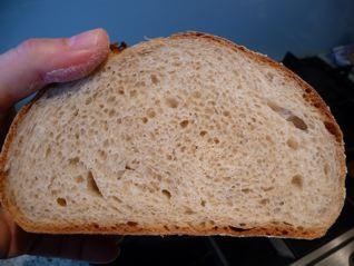 Beige bread