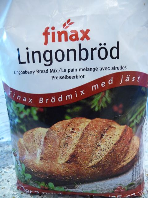Lingonbrod bread mix