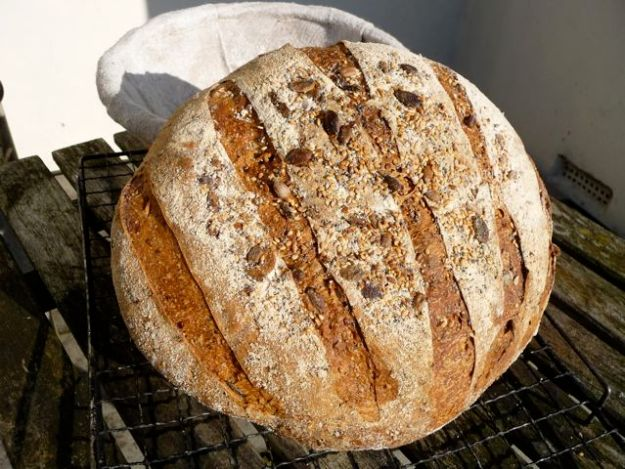 5 Seed Spelt Sourdough Mick Hartley Bethesdabakers