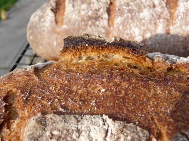 60/40 Rye Bread