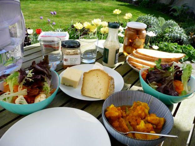 Gardeners Lunch