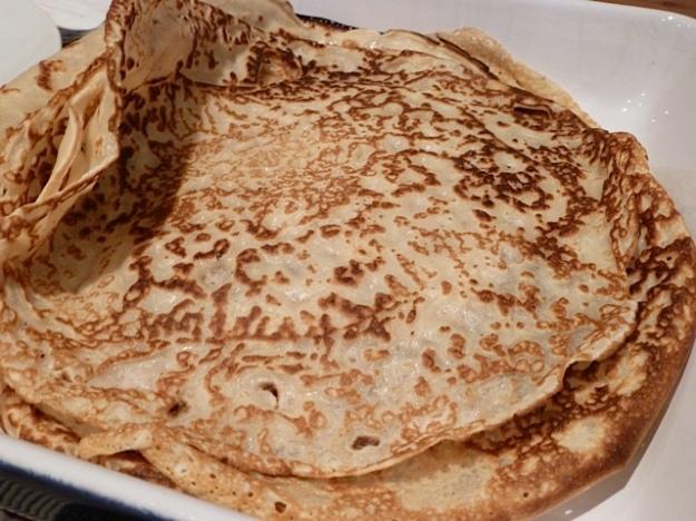 pancakes Swedish style