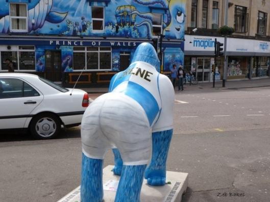 Irene Bristol Rovers Gorilla