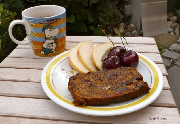 favourite fruit cake by Josceline Dimbleby