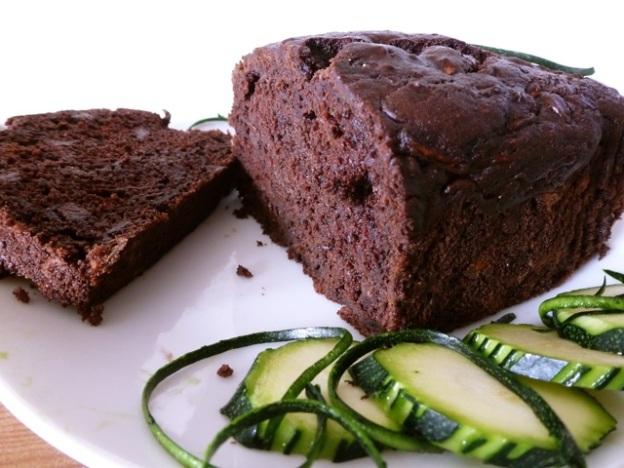 Chocolate Zuchinni Cake