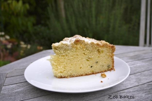 Dan Lepard passionfruit cake