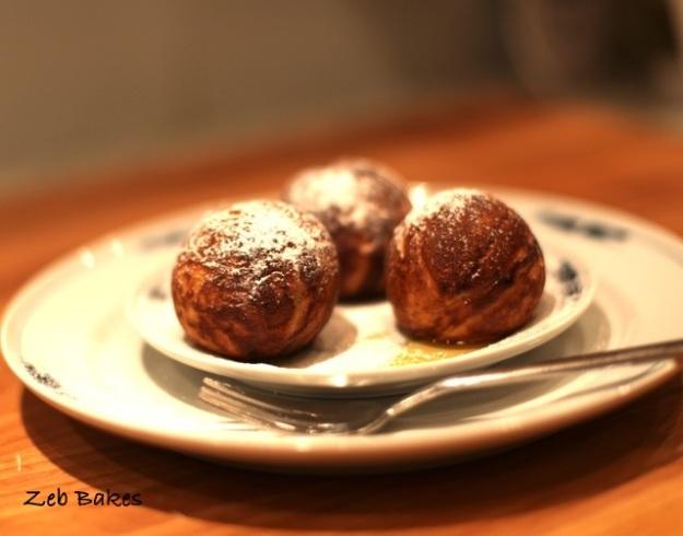 Aebleskiver Shrove Tuesday Pancake Day