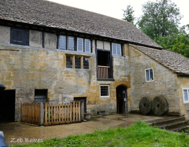 Stanway Mill Zeb Bakes