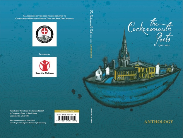 Cockermouth Poets cover published 2012