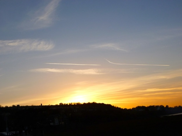 Sunset 15.57