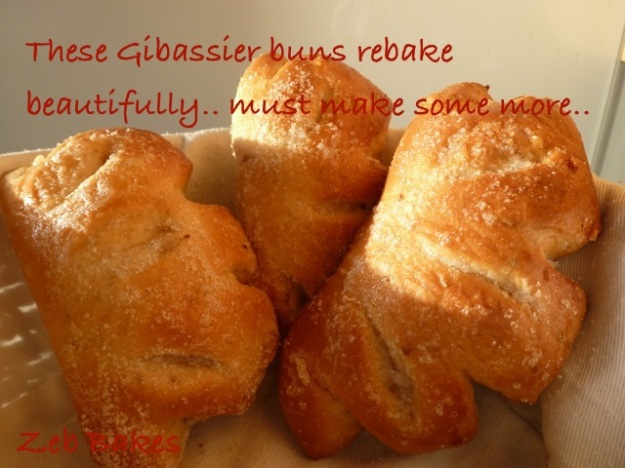 Gibassiers by Zeb Bakes