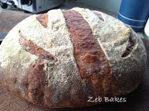 Forgetful Sourdough Zeb Bakes