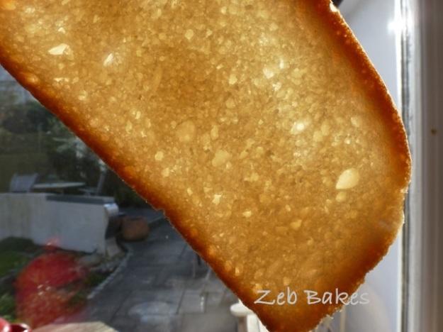 Kefir Bread Windowpane Test