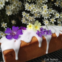 What's for Tea? Lemon Madeira Cake