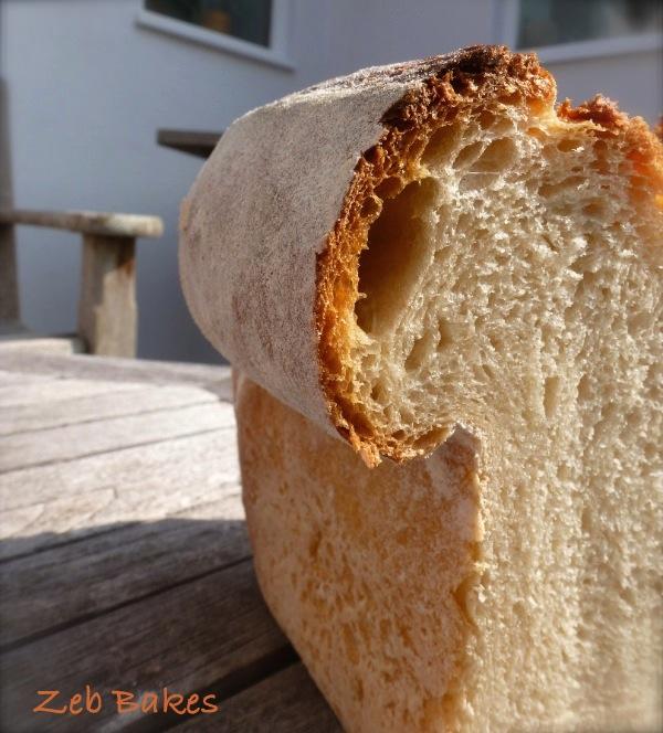 4Milky bread