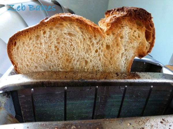 5Milky bread