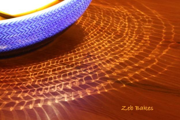 Bla Eld reflection pattern