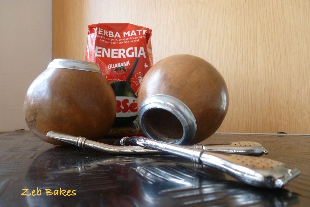 Everything you need for mate tea