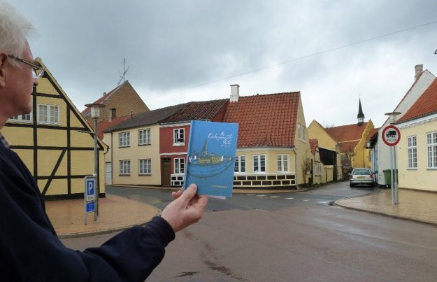 The Cockermouth Poets visit Faaborg, Denmark, courtesy of Misky @ The Chalk Hills Journals