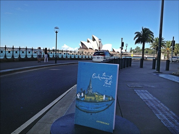 The Poets in Sydney by Celia of FigjamandlimeCordial