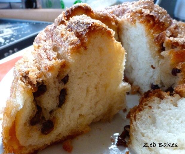 Lardy Cake Crumb Shot 1