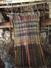 Weaving detail