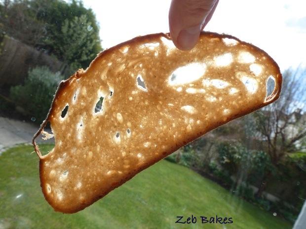 Yoghurt, Wheat and Spelt Bread from Zeb Bakes