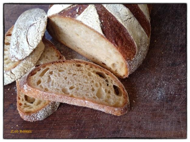 Kefir Rimacinata Bread